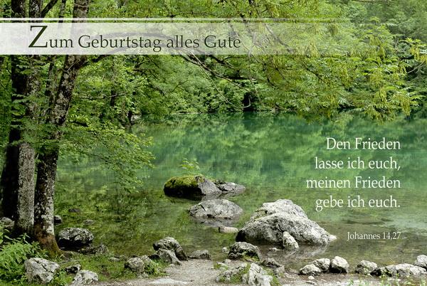 M 252 Llers Design Foto Klappkarten Mit Bibelspruch